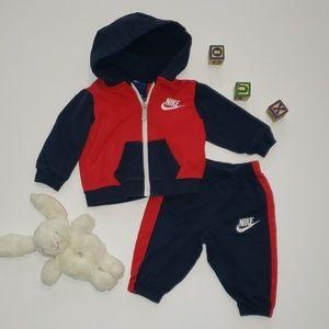 Nike baby sweatsuit